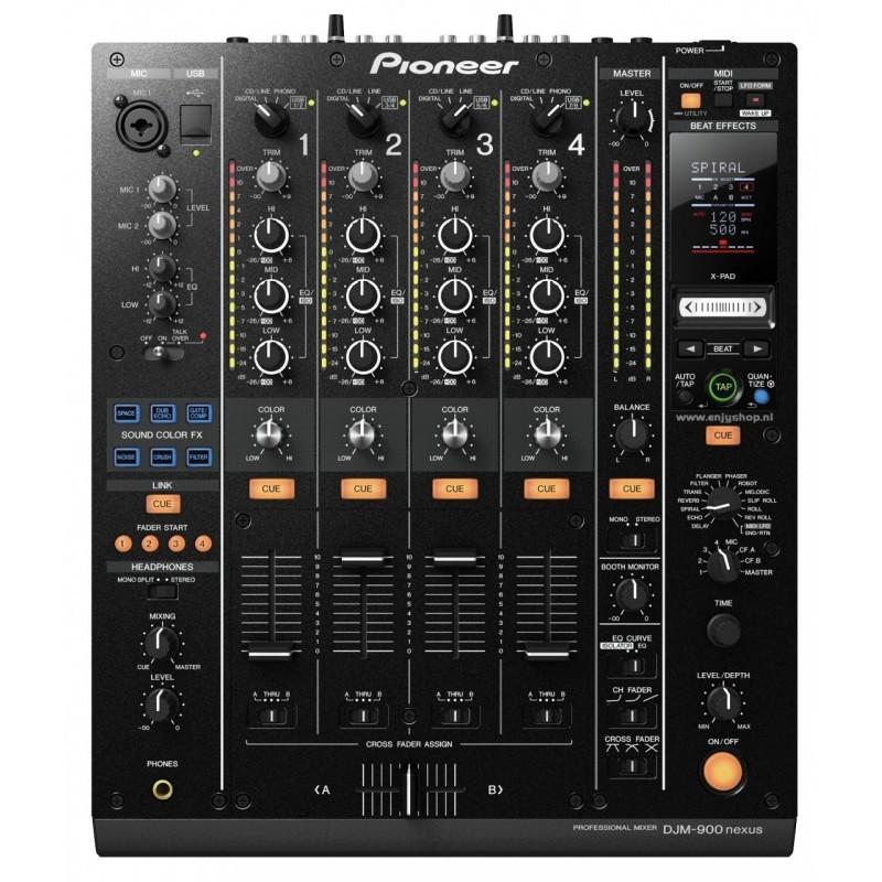 Mixer DJM 900 Nexus Pioneer