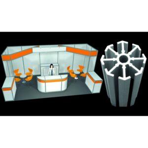 Progettazione e realizzazione stand