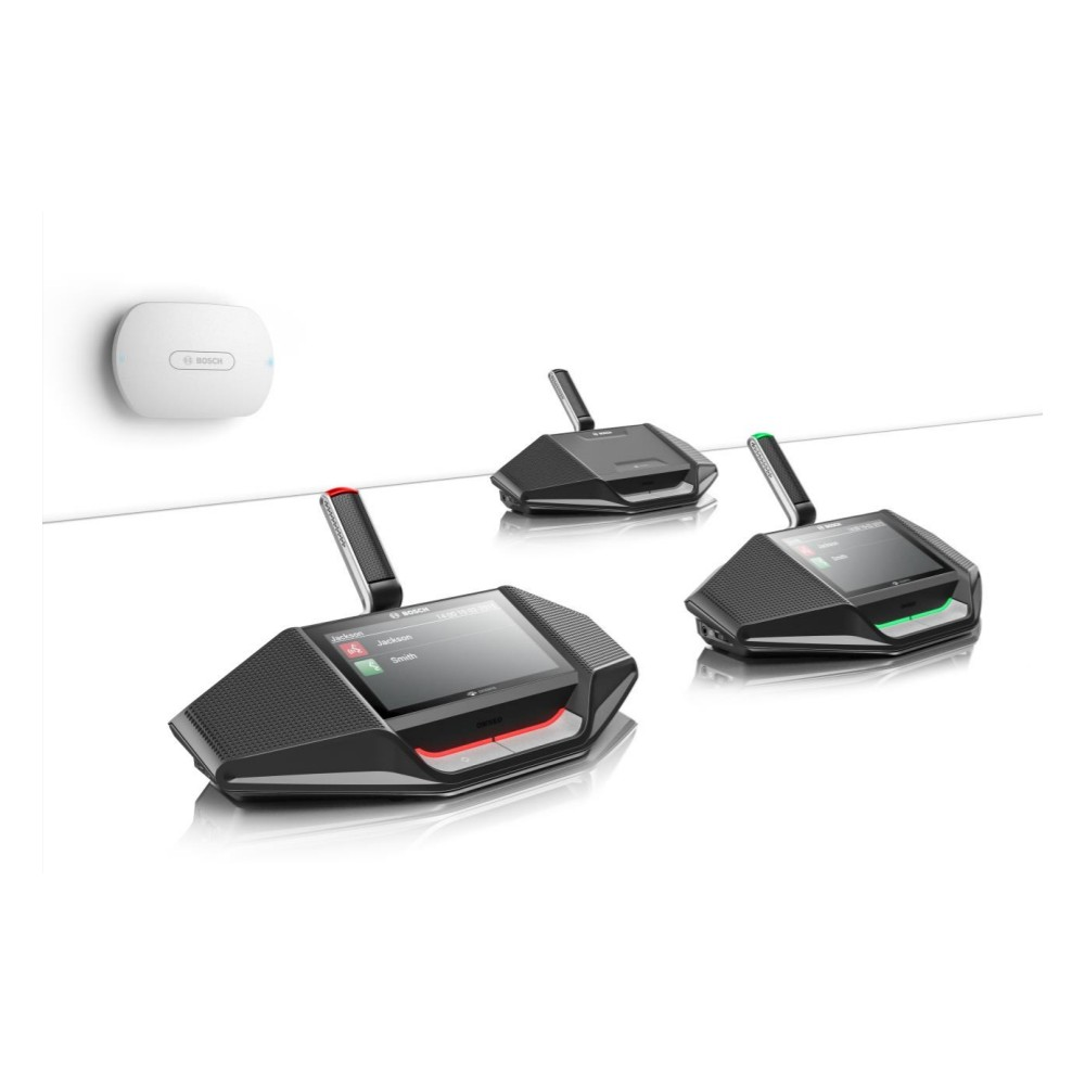 Conference System Wireless Bosch